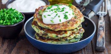 Resep Pancake Daging Mini