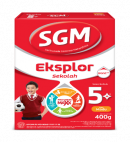 SGM Eksplor 5 Plus Pro-gress Maxx dengan IronC